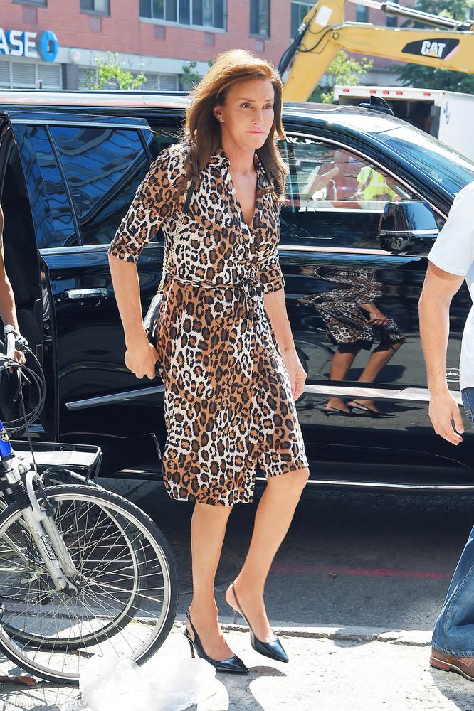 Caitlyn Jenner láttán már eszünkbe sem jut, hogy valaha egy olimpikon férfi volt.