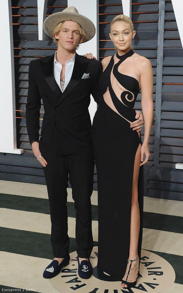 Gigi Hadid májusban szakított pasijával, Cody Simpsonnal, de már nem először