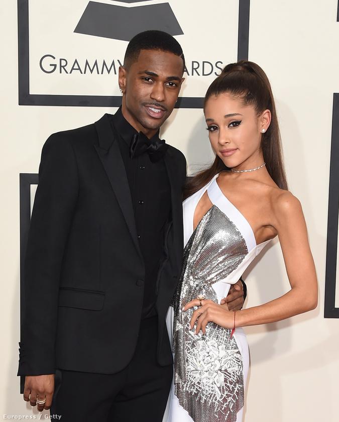 Ariana Grande és Big Sean áprilisban szakítottak, állítólag a rapper egyik dalszövege miatt.