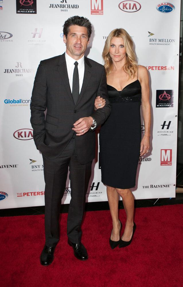 Szintén egy álompár vége: Patrick Dempsey és Jillian Fink januárban jelentették be válásukat, amit állítólag a Grace Klinika sztárjának elszabadult egója generált.