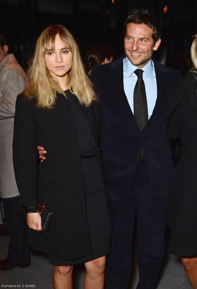 Bradley Cooper és modell barátnője, Suki Waterhouse már kicsit bonyolultabb kapcsolatban létezett, ám márciusban náluk is véglegesedett a szakítás
