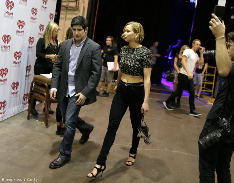 Végezetül pedig a pár, akik úgy jártak együtt hónapokig, hogy egyetlen közös fotó sem készült: Jennifer Lawrence és Chris Martin idén megint szakított, pedig tavaly már megtették, csak akkor nem sikerült