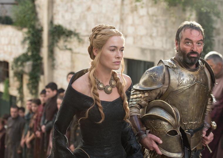 A következő képek azon a környéken készültek, ahol Cersei királynő elment a vallási fanatikusokhoz, akik jól bebörtönözték, majd meztelenül végigkergették a városon.