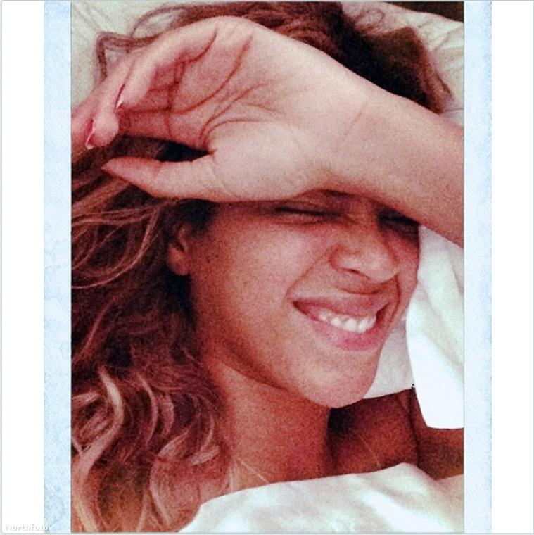 Beyoncé smink nélkül