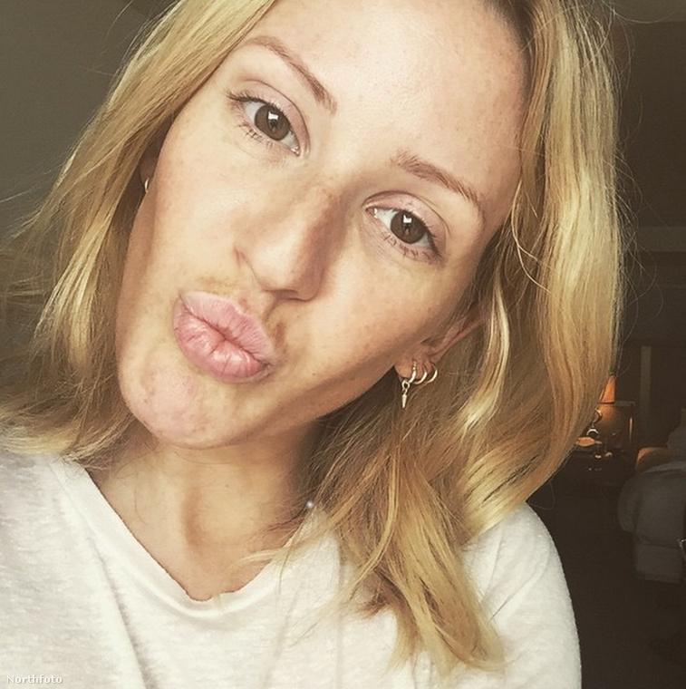 Ellie Goulding smink nélkül