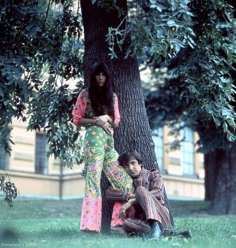 A 60-as évek elején pedig így.