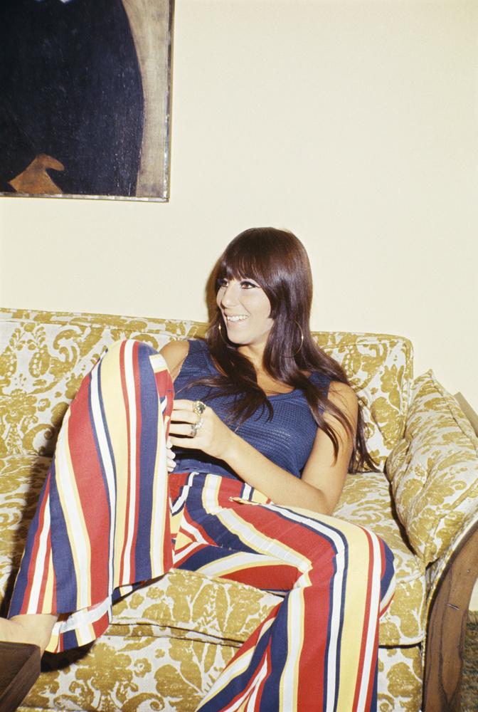 A 60-as évek végén még így nézett ki.