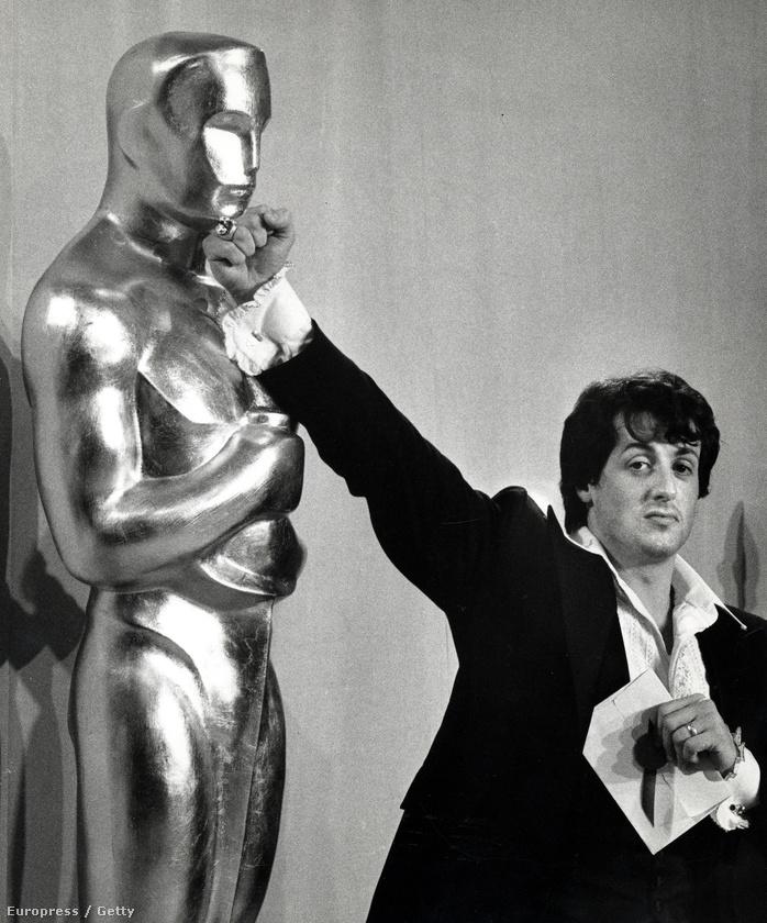 Nyilván Oscarra is azért jelölték 1977-benKÉTSZER IS, mert ennyire stílusos