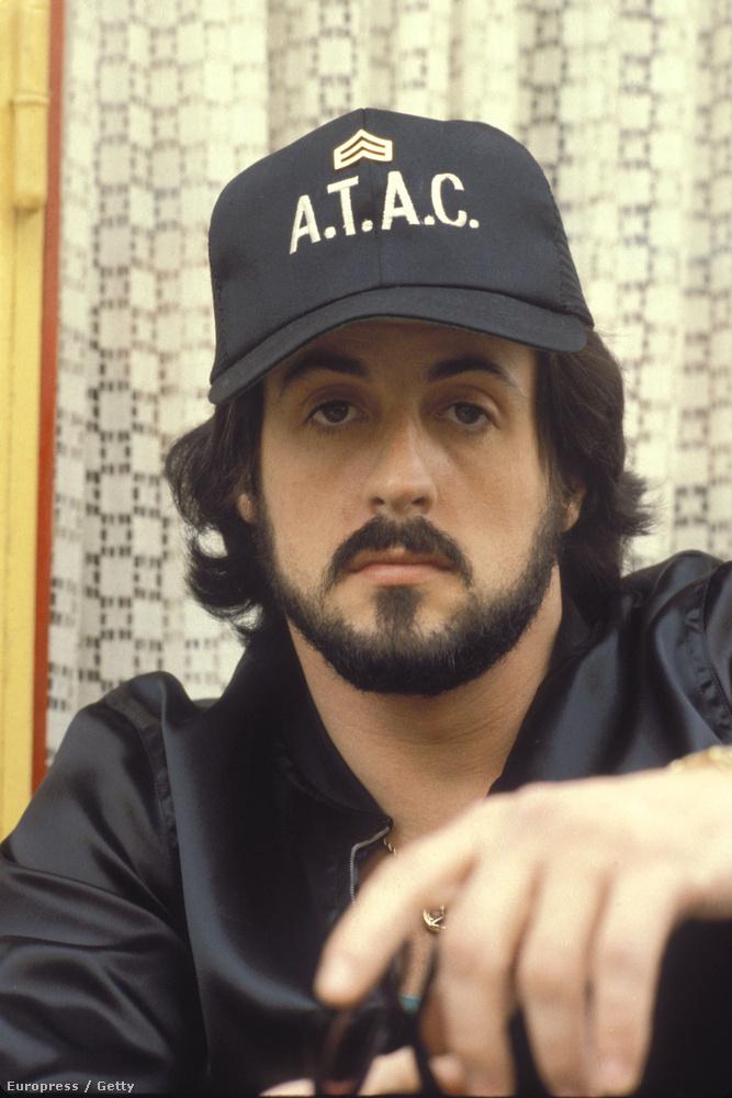 De ez még semmi, az igazán stílusos Stallone a következő képeken villantja csak meg igazi önmagát