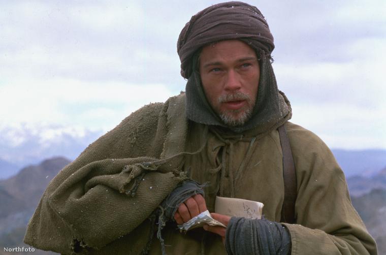 Brad Pitt alakította azt az osztrák hegymászót, aki közeli barátságba került a vallási vezetővel