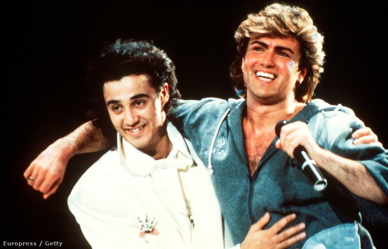 Ha nem emlékezne, karrierje kezdetén, 1981-ben, a Wham! megalakulásakor még így nézett ki George Michael