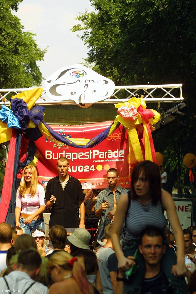 Az utolsó Budapest Parádét 2006-ban tartották meg, mert 2007-ben már nem volt elég pénz:(