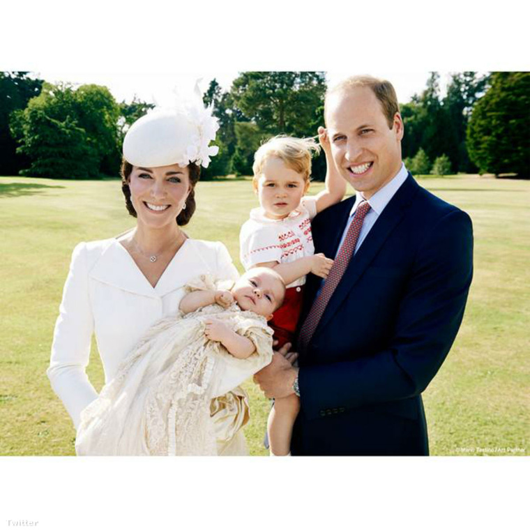 Nyilván most is György herceg volt a legcukibb
