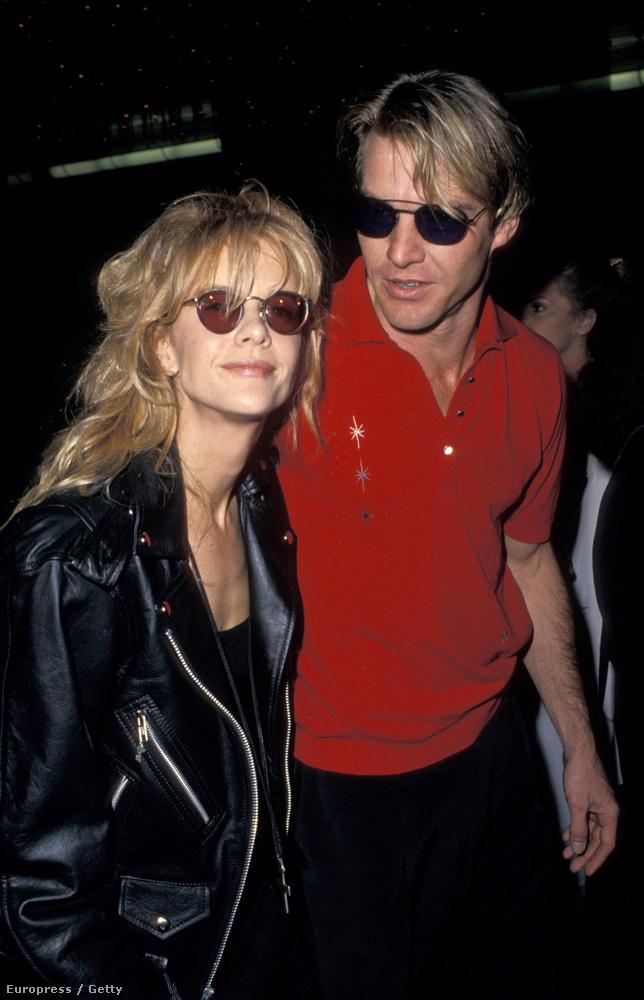 Dennis Quaid és Meg Ryan 1991-ben házasodtak össze, 2000-ben váltak el