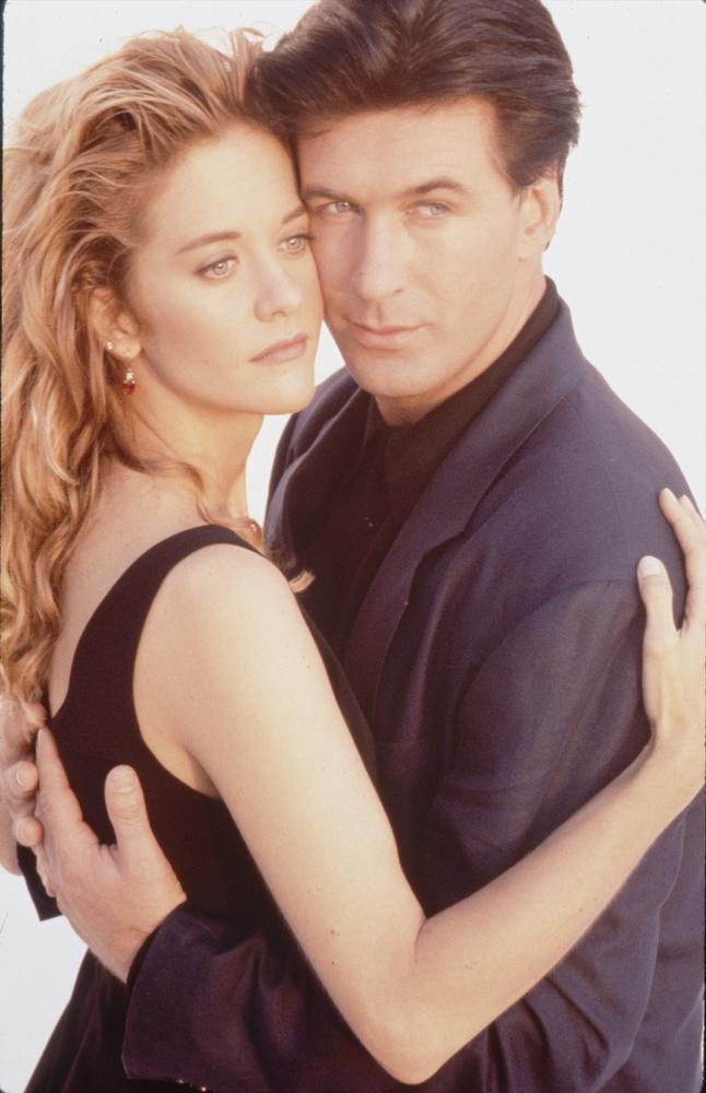 Alec Baldwin és Meg Ryan az Előjáték egy csókhoz című filmben játszottak együtt
