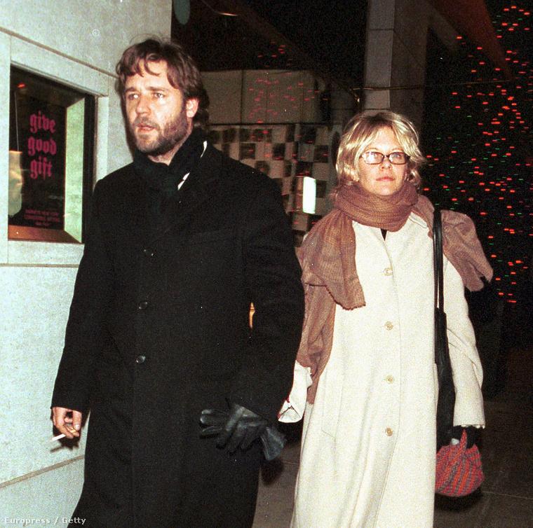 2000-ben Russell Crowe és Meg Ryan viszonyáról írtak a bulvárlapok