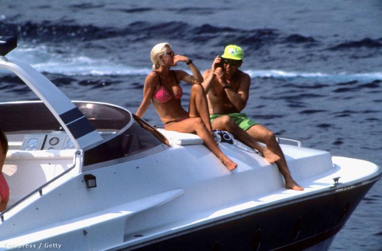 1994-ben pedig már így nyaraltak gazdagék