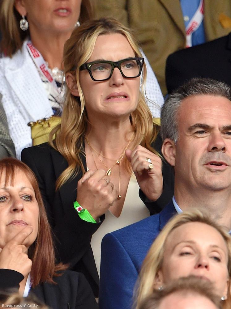 Kate Winslet arca ezen a rendezvényen fenomenális volt