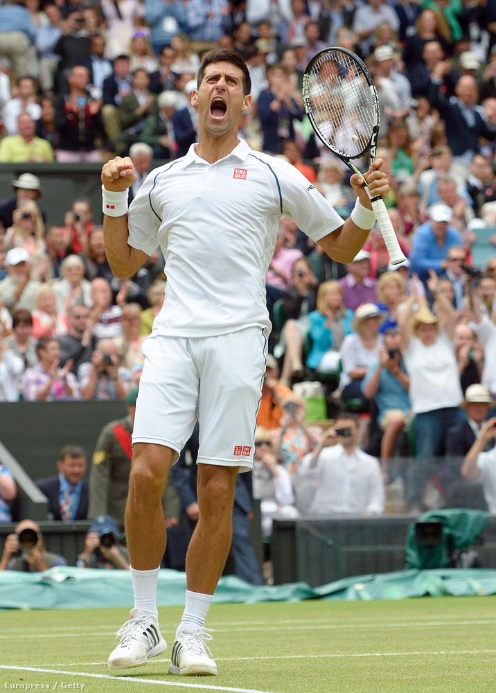 Jelena Djokovic-nak hívják, ő pedig itt a férje, Novak Djokovic, a világ egyik legjobb teniszezője