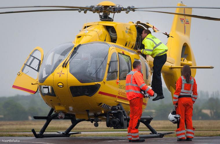 A Daily Mail információi szerint egy 33 éves orvos, Gemma Mullen lesz a társa a bevetéseken