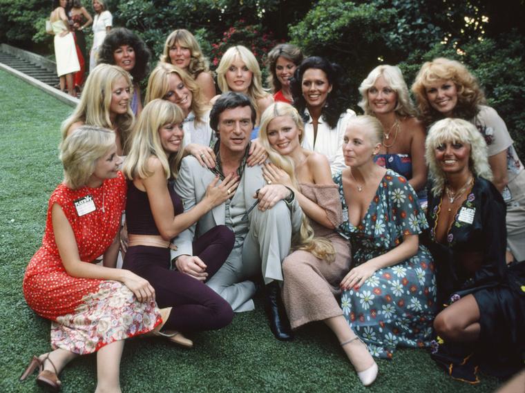 Az első Playboyban egyébként Marilyn Monroe-ról közöltek képeket