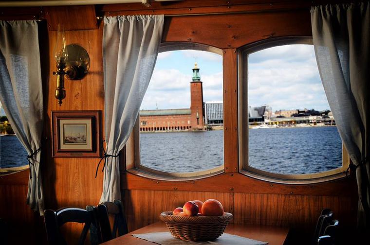 Íme, a fedélzeti étterem, ahol kipróbálhatja a legnépszerűbb tradicionális helyi ételeket