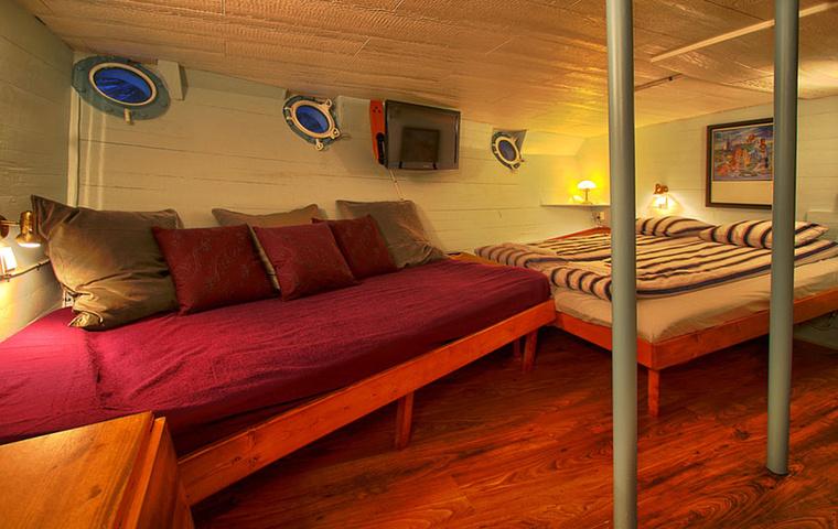 A svéd főváros baromi drága, ez a hotel viszont még a megfizethető kategóriába esik