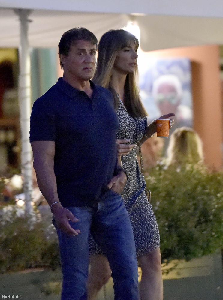 Valaki azt meri mondani, hogy Stallone így nem tűnik annyira keménynek?