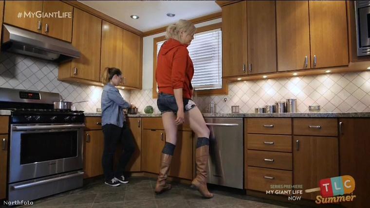 Ez a magasság a konyhában igen kényelmetlen