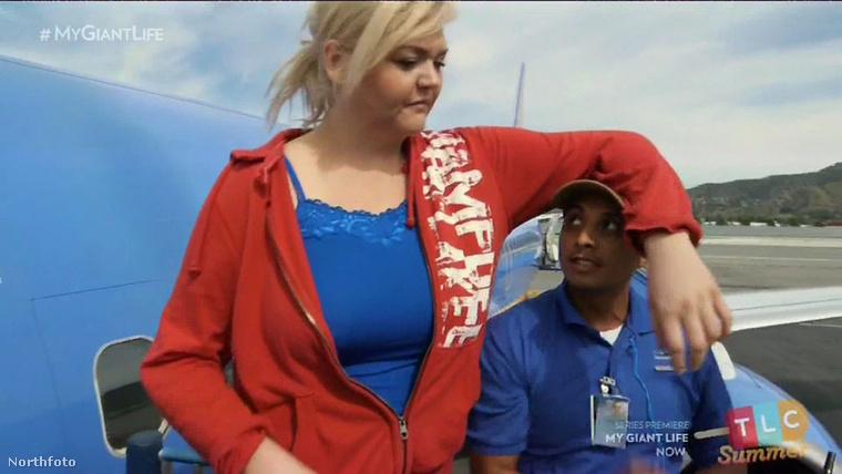 A TLC csatorna új sorozata, a My Giant Life négy olyan nő életét mutatja, be, akik magassága meghaladja a két métert