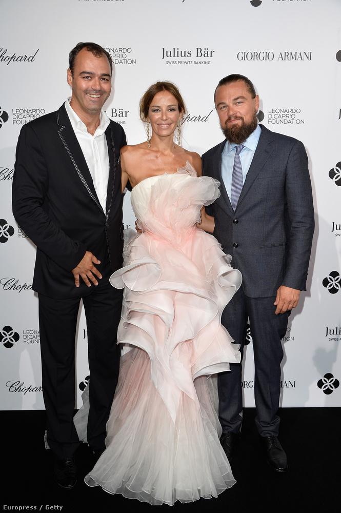 Leonardo DiCapriónak 1998 óta van egy alapítványa, aminek évente egy gálát is szokott rendezni, hogy pénzt gyűjtsön be híresemberektől.