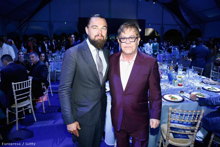 A bulin Elton John zenélt