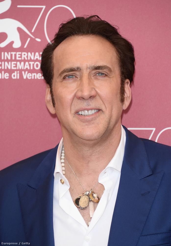 Na meg Nicolas Cage!