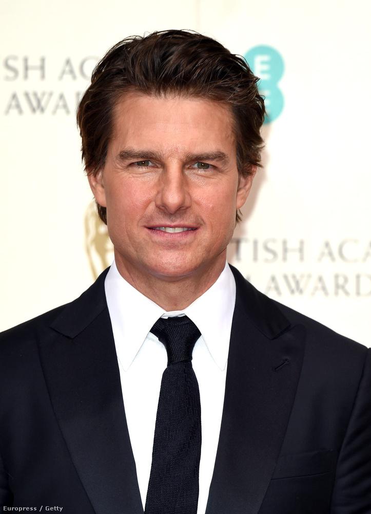 Bizony, ő Tom Cruise unokatestvére