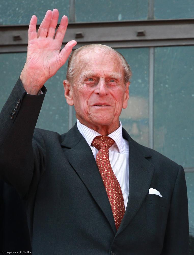 Akinek Fülöp herceg nem csak a férje, hanem a harmad-unokatestvére is