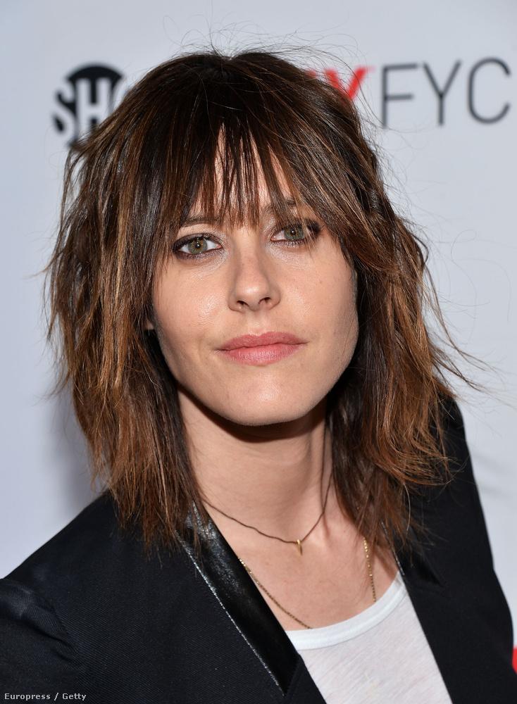 És Kate Moennig, amerikai színésznő?