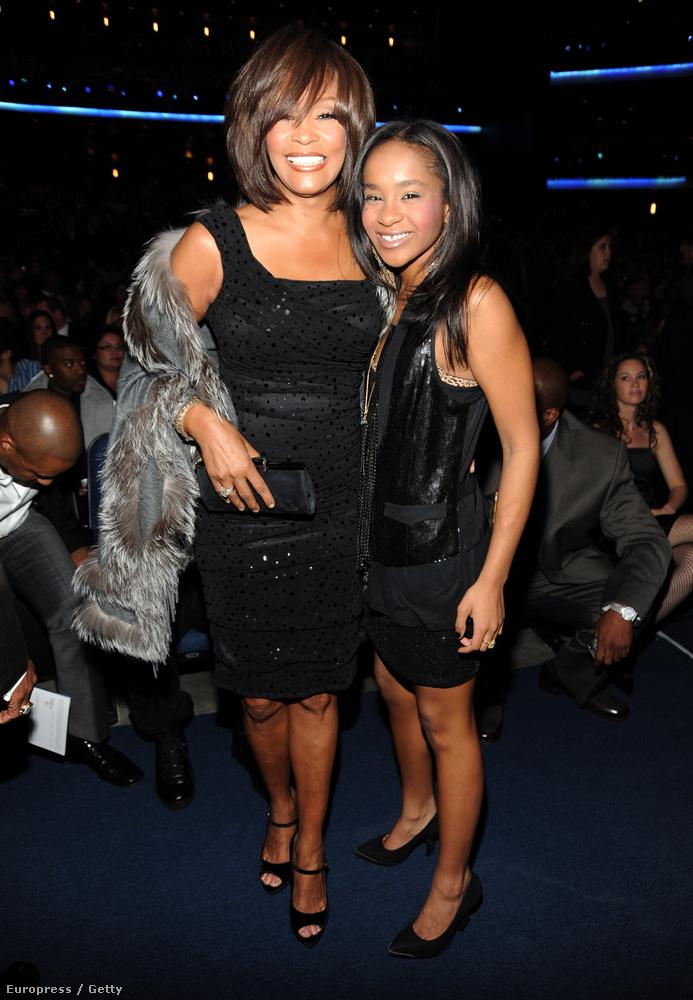 2012 februárjában, Whitney Houston halála után Bobbi Kristinát kétszer is kórházba kellett szállítani....