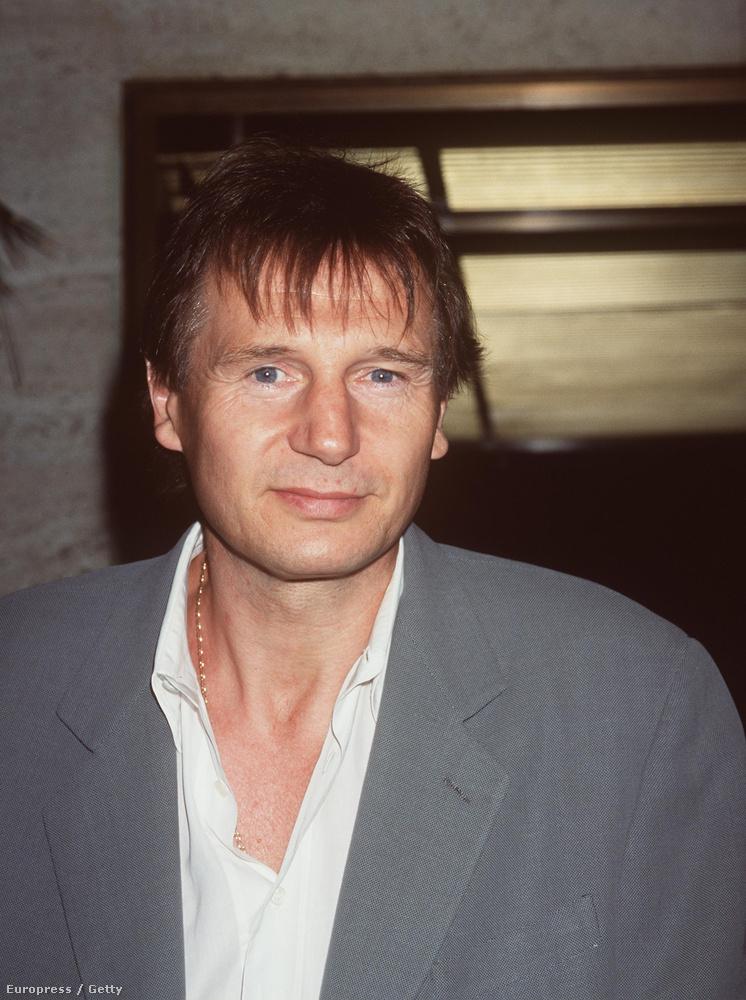 Viszont mikor Liam Neesont senki nem rakta össze, magától csak ezt tudta hozni