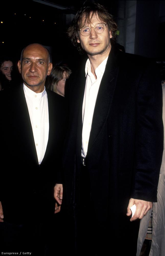 Igazából úgy nézett ki, mintha David Duchovny lepukkant dublőre lenne