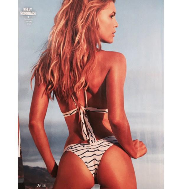 A modell adottságaira pedig nemcsak a Sports Illustrated bikinis különszámának