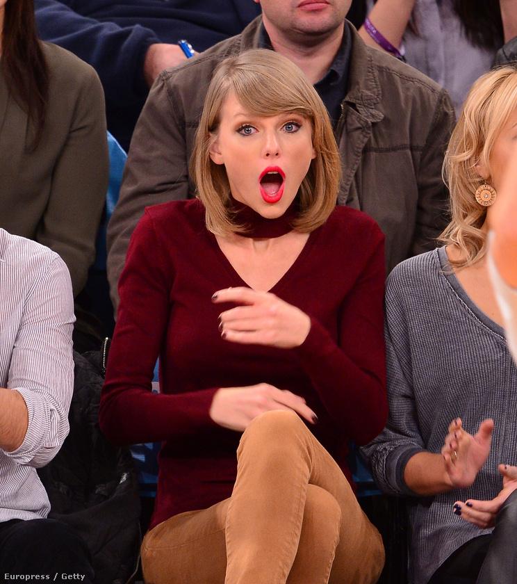 Taylor Swift volt a legjobban kereső celebpár egyik fele, vagyis az énekesnőnek van pénze.