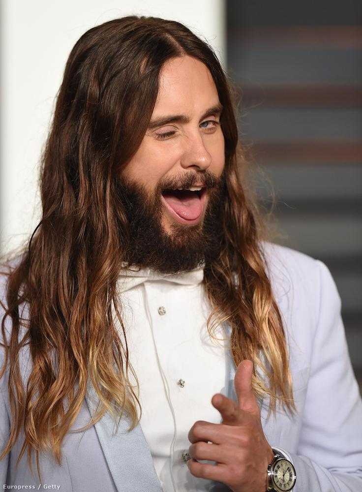 Jared Leto járt már Cameron Diazzal, Scarlett Johanssonnal, sőt, Lindsy Lohannel is, de elég régóta nincs senkije, szóval hajrá!