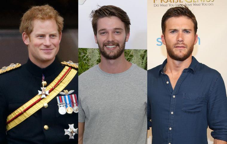 Van köztük színész, rapper, herceg, sőt egy testvérpár is, úgyhogy kedvére válogathat!