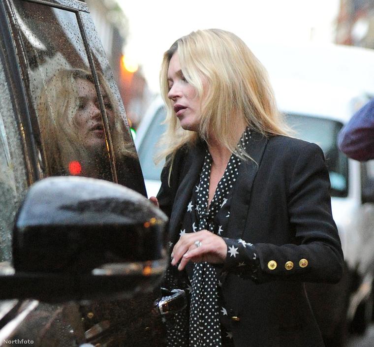 Úgy tudni, Kate Moss szupermodell és férje, Jamie Hince (a Kills gitárosa) egy ideje fasírtban vannak.