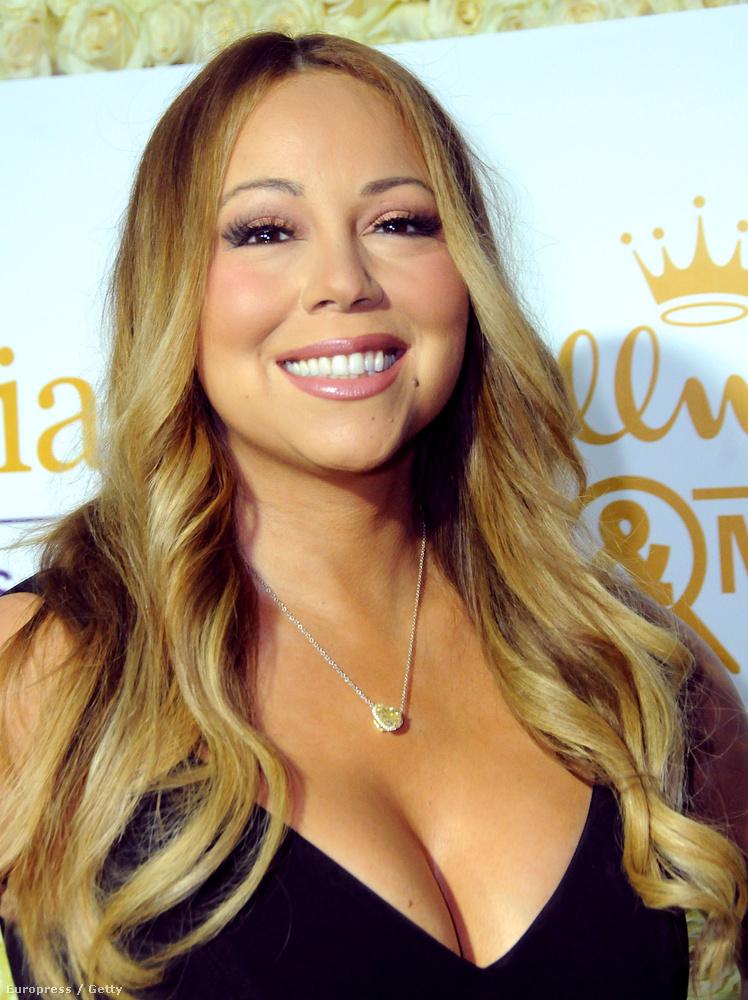 Beszámolhatunk egy negyedik áldozatról is, Mariah Carey énekesnő az.