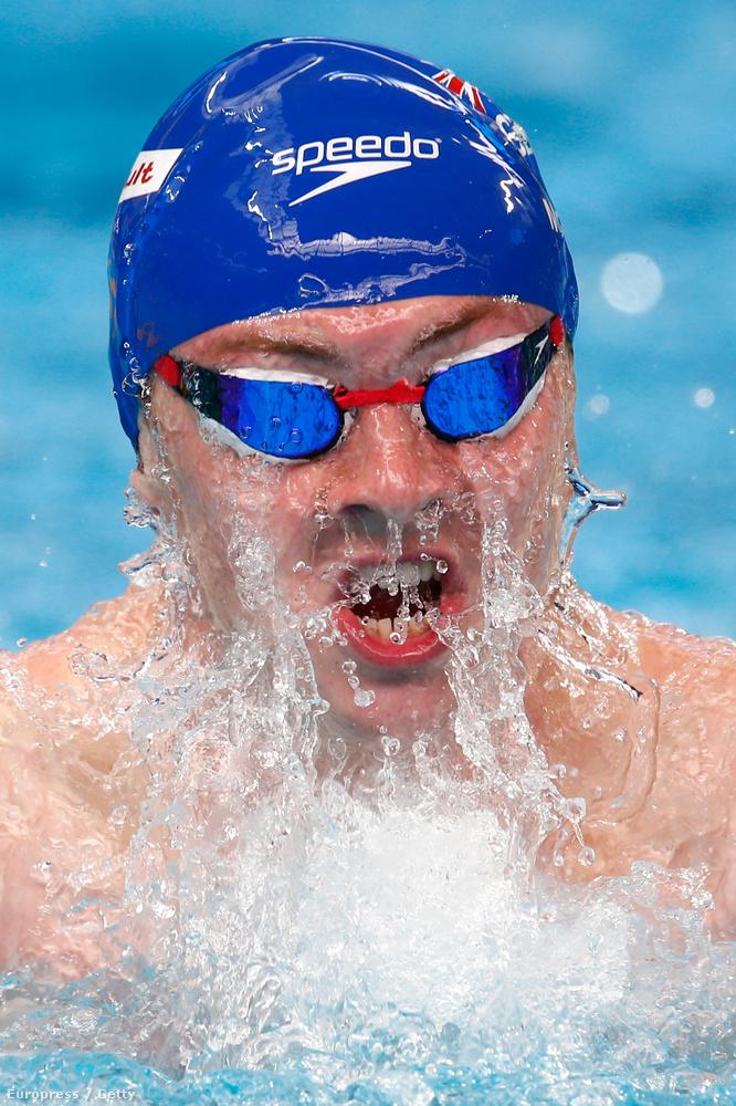 A úszó-világbajnokság is már napok óta tart