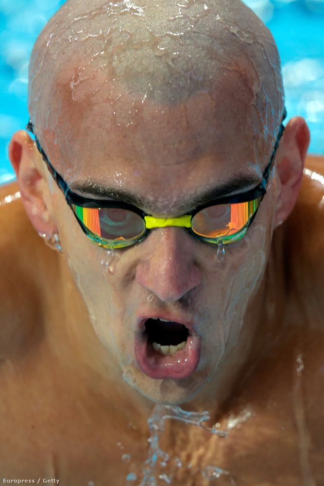 Cseh Lászlónak az sikerült, ami még Phelps-nek sem.