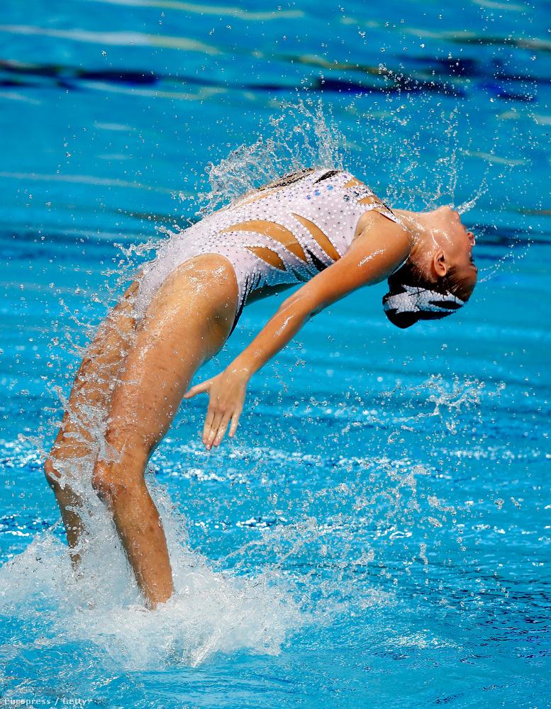 Ugyanis csodálatos képeink vannak a kazanyi  vizes világbajnokságról
