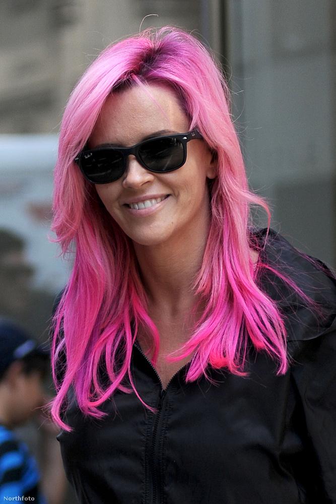 Szóval ne csodálkozzon, ha az év maradék fesztiváljain is egy halom pinkhajú lánnyal fut majd össze