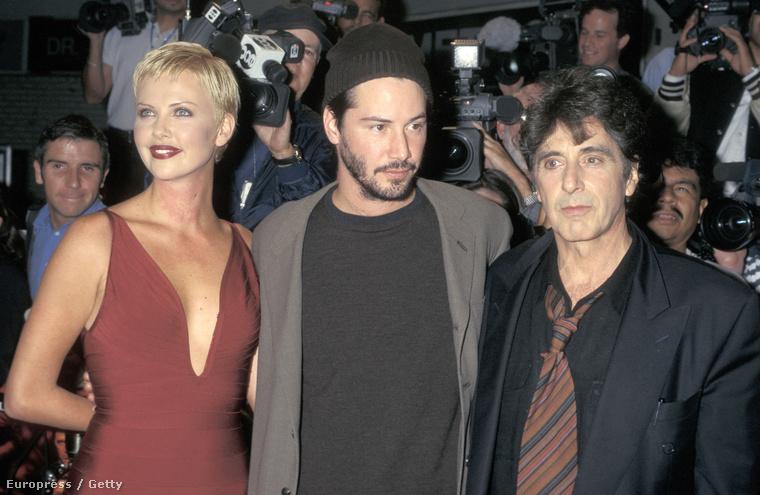 1997-ben kapta meg első igazán vállalható filmszerepét Keanu Reeves mellett Az ördög ügyvédjében